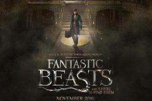 fantastic beasts สัตว์มหัศจรรย์และถิ่นที่อยู่