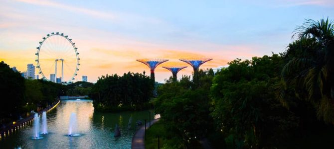SG Trip : Sound and light at Garden By The Bay